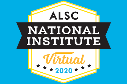 ALSC 2020 Virtual National Institute