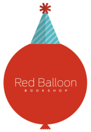 Red Balloon with party hat