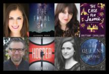 Epic Reads Tour with Alexandra Monir, Brittany Cavallaro, Geoff Herbach & Rebecca Ross