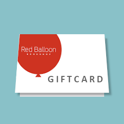 Red Balloon Gift Card