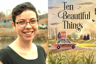 Molly Beth Griffin, TEN BEAUTIFUL THINGS - Virtual Launch Party!
