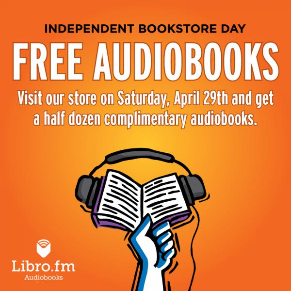 Independent Bookstore Day Audiobooks
