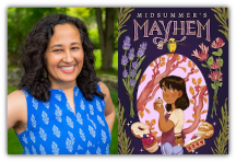 Great Baking Book Event with Rajani LaRocca and MIDSUMMER'S MAYHEM