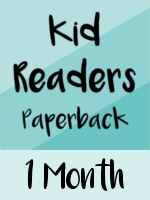Kid Readers Paperback 1mo