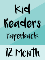 Kid Readers Paperback 12mo