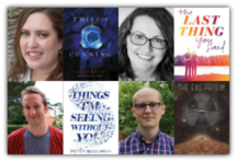YA Minnesota Book Awards Finalists