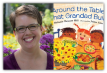 Storytime with Melanie Heuiser Hill & AROUND THE TABLE THAT GRANDAD BUILT