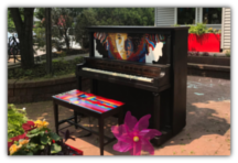 Patio Piano Storytime