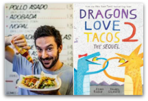 Adam Rubin Dragons Love Tacos 2