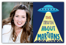Melissa Savage, The Truth About Martians