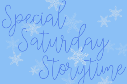 Special Saturday Storytime