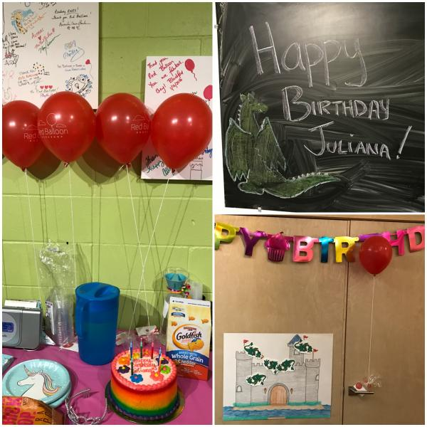 Red Balloon birthday parties