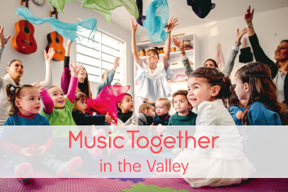 Music Together in the Valley Storytime