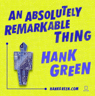 Absolutely Remarkable Enamel Pin