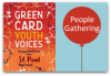 People Gathering: Green Card Youth Voices