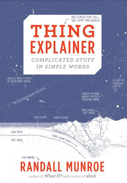Thing Explainer, Randal Munroe